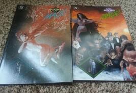 The Books of Magic Lot #1 & 2  Gaiman,Bolton,Hampton 1990, DC Comics - £4.75 GBP