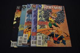 Hawkman 3rd Series Comic Books 5 Lot 11 12 13 1... - $5.94