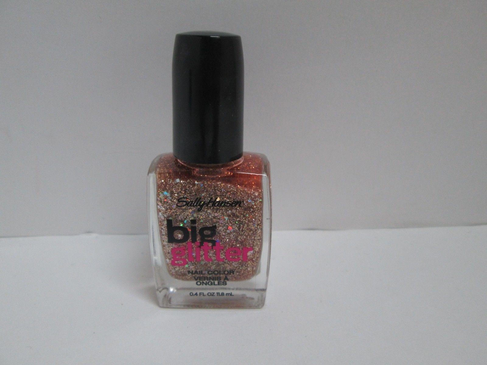Sally Hansen Big Glitter Nail Polish #910 and 8 similar items