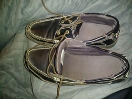 Rockport Men's Comfort Loafer Navy Size 10 M Leather - $26.24