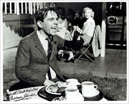 NORMAN WISDOM AUTOGRAPH *THE GIRL ON THE BOAT* HAND SIGNED 10X8 PHOTO - $66.86