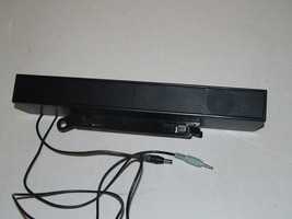 Dell AX510 Multimedia Speaker Sound Bar CN-0C730C for Dell Monitors - $4.89