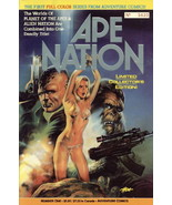 Ape Nation Comic Book #1, Limited Ed Adventure Comics 1991 NEAR MINT UNREAD - $9.74