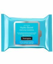 Neutrogena Hydro Boost Cleansing Wipes 25 Count by Neutrogena - $11.67