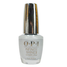 Opi Infinite Shine Effects Nail Lacquer IS L36 Go to Grayt Lengths 0.5oz - $15.90