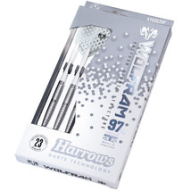 Harrows WolfRam 97% Tungsten 23 gram Steel Tip Darts 23gR - $67.90