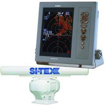 "SI-TEX Professional Dual Range Radar w/4kW 3.5' Array - 10.4"" Color TFT LCD Disp - $5,988.02"