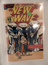 #2 The New Wave 1986 Eclipse Comics B436 - $4.39
