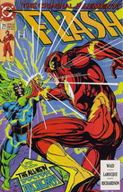 Flash (2nd Series) #71 VF/NM; DC | save on shipping - details inside - $1.99
