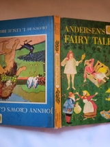 Vintage Childrens Fairy Tales Book Copyright 1958 - $19.00