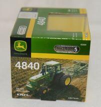 John Deere LP51304 Authentics 5 Die Cast Metal Replica 4840 Tractor image 3