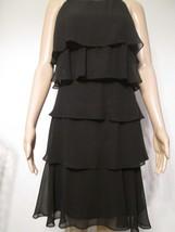 Scarlett Nite Women's Dress, size 10, black Evening Dress #A5 - $24.99