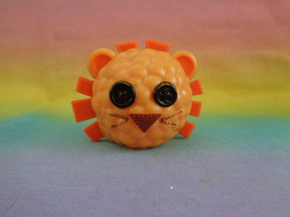 2012 Lalaloopsy Littles Whiskers Lions Roar Replacement Pet - $3.54