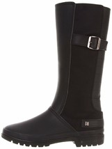 DC Women's Black Flex J Mid Calf Synthetic Boots New in Box image 2