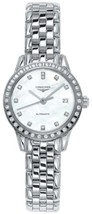 Longines Les Grandes Classique Mother of Pearl Dial Stainless Steel Ladies Watch - $2,368.55