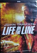 John Travolta in Life on The Line DVD - $4.95