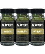 TJ Spices & Co. Bay Leaves (3 Pack) - $25.73