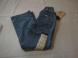 Lee Filles Jeans Évasé Nwt 5 S Standard Clair Décoloré Jeunes New Pants 5303544 - $14.42