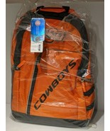 NCAA Oklahoma State Cowboys adult Backpack Orange/Black Forever Collecti... - $58.79