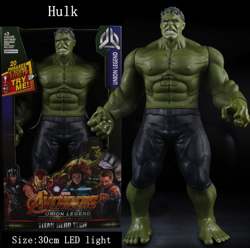 The Incredible Hulk 13 Inch Action Figure