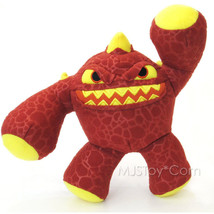NEW Skylanders GIANTS 7 Inch Toss 'Ems Plush Eruptor Squeeze Plush Toy - $14.99
