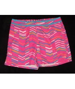 THE NORTH FACE Girls Argali Hike Water Pink Printed Shorts Size XL 18  - $9.49