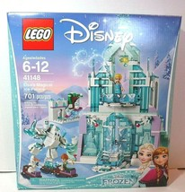 Lego Disney 41148 Elsa's Magical Ice Palace 701 Pcs Frozen  - $124.99