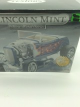 Testors Lincoln Mint Ultra Metal 1932 Ford Highboy Roadster 1:24 Scale M... - $79.00