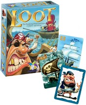Loot Plundering Pirate Card Game - $16.99