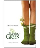 The Odd Life of Timothy Green  Dvd - $9.99