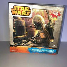STAR WARS LENTICULAR PUZZLE 100 PIECES  - NEW/Sealed Disney - $19.80