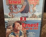 Ernest Goes to Camp / Ernest Goes to Jail (2 M New DVD Double Feature Classic