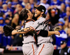 Buster Posey & Madison Bumgarner Signed Photo 8X10 Rp Autographed Mlb Giants - $19.99