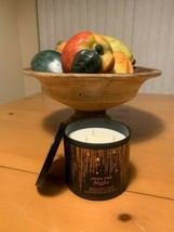 Bath & Body Works White Barn Large 14.5oz 3-Wick Candle With Lid Into th... - $24.75