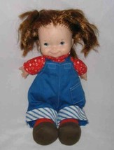 "SWEET Vintage 1973 14"" Fisher Price #203 AUDREY Doll - $45.56"