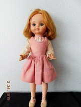 "1963 American Character 14"" Rare Pre Teen Tressy Gro Hair Betsy McCall F... - $68.81"