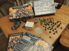Warhammer 40,000 40K Games Workshop Game Incomplete Parts Extras RARE - $45.55