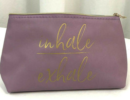 Young Living - Inhale/Exhale Travel Bag, Lilac, NEW - $17.09