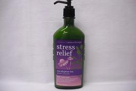 Bath & Body Works Stress Relief Eucalyptus Tea Body Lotion 6.5 oz / 192 ml