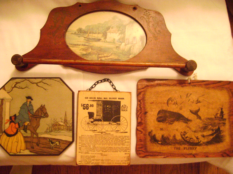 Primary image for Vintage Wall Decorative Lot