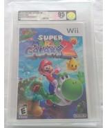 Super Mario Galaxy 2 (Nintendo Wii) Neuf et Scellé D'Origine VGA 95 VGA Or - $448.70