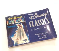WALT DISNEY CLASSICS POSTCARD BOOK - $45.00