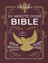 Encyclopaedia Britannica 10-Minute Guide: Bible [Hardcover] Publications Interna image 2