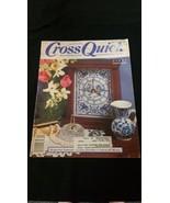 1 Vintage 1989 Aug/Sept Cross Quick Magazine First Anniversary Sampler B... - $6.99