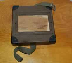 VINTAGE FILM REEL MAILING BOX SOUTHERN BAPTIST CONVENTION 1950'S MAILER ... - $39.65
