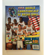 1994 NBA Dream Team II Preview Guide Shaq Dumars Miller Wilkins Coleman Price  - $14.00