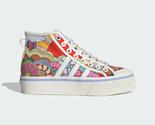 Adidas Originals Mujer Nizza Platform Medio Zapatos Multicolor