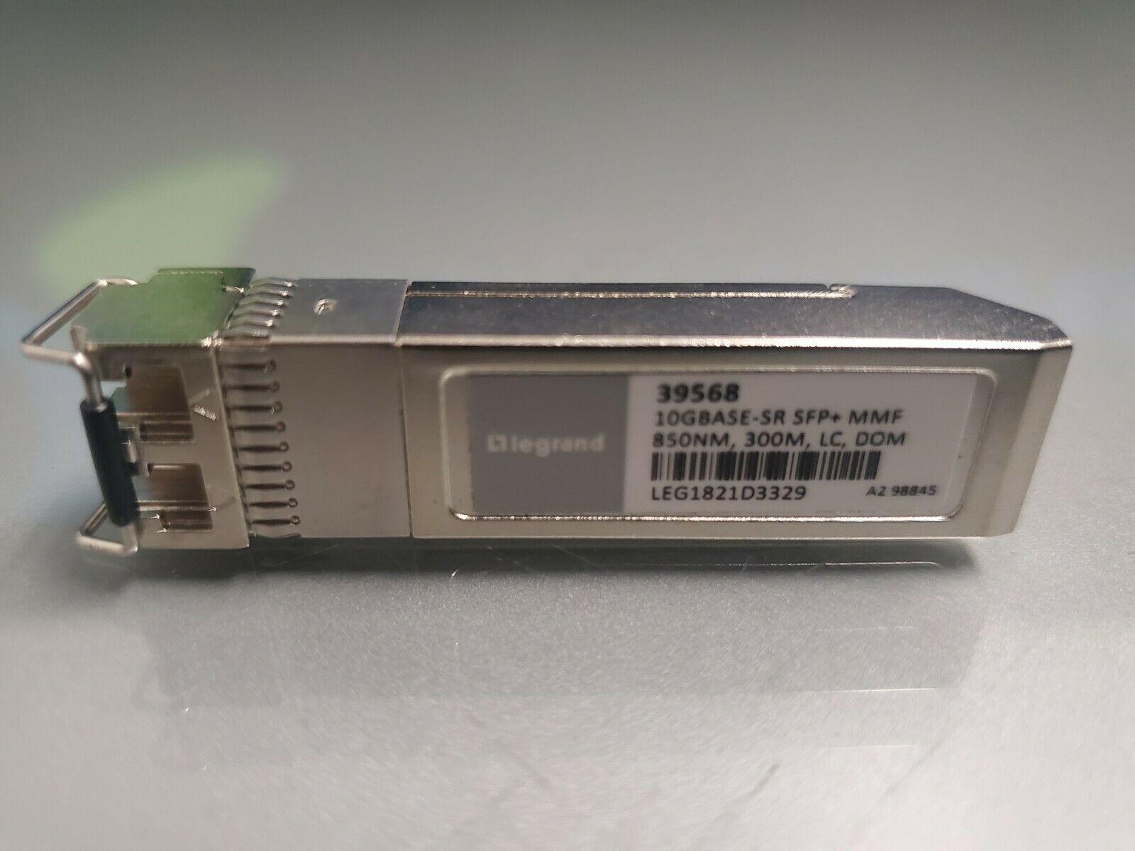 Compatible HP JD092B Legrand 10GBase-LR10 LC LR SFP+ Mini-GBIC Transceiver - $19.75