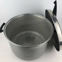 Mirro Vintage 16 Quart Aluminum Stock Pot Made In USA - $14.84