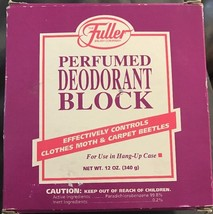 Fuller Brush Perfumed Deodorant Block 12 oz Mad... - $7.23
